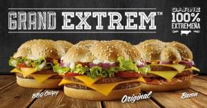 macdonald hamburguesa extremeña