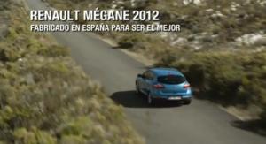 renault megane fabricado en España