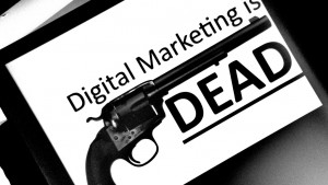 Digital marketing esta muerto