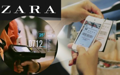 transformacion digital retail Zara